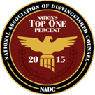 top 1 percent award